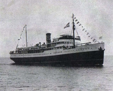 gaspe s.s.new northland 1933