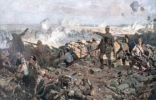 100th Anniversary of the 2nd Battle of Ypres