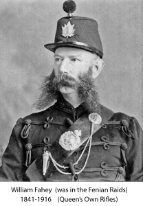 Major William Fahey