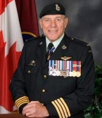 Lieutenant General Ray R. Crabbe, CMM, MSC, CD