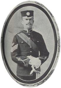 Sergeant Albert Beattie