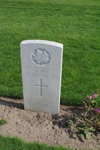 Cpl Fidge 26th April 1945