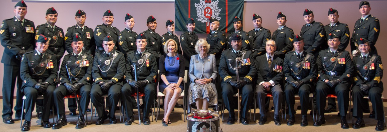 The Queen's Own Rifles of Canada Regimental Museum and Archives