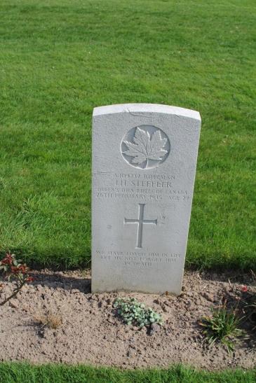 Rfn Steffler 26th February 1945