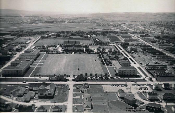Currie Barracks, CFB Calgary