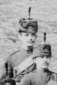 Sergeant Major George Crighton