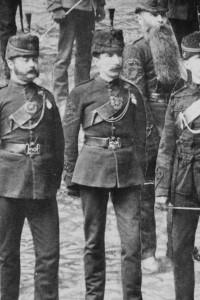 Sergeant Major Samuel Corrigan McKell