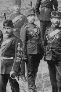 Bugle Major Charles Swift