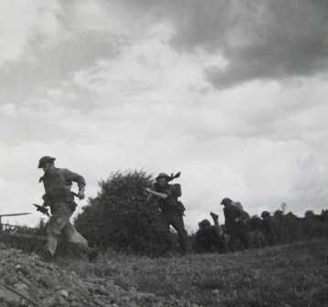 QOR on ex County of Sussex 7-10 July 1943 a