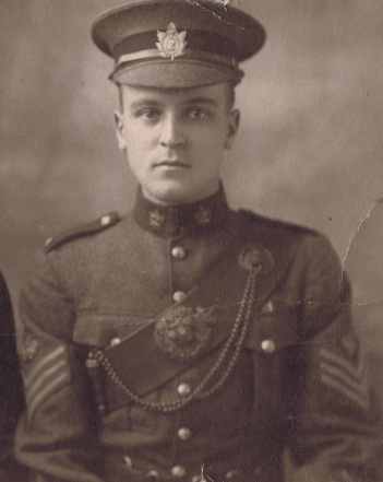 1910 Sgts tunic