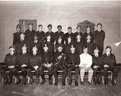 1972 recruit course
