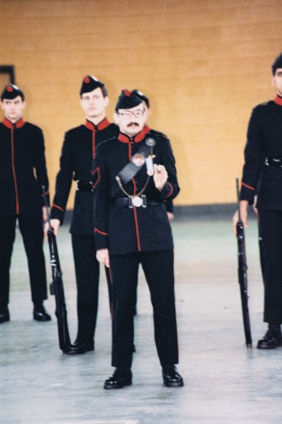 Sgt Figa Change of RSM
