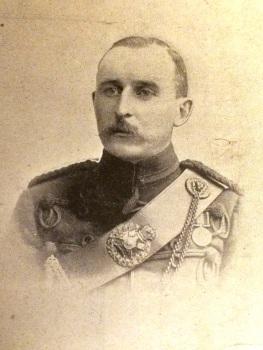 1897 Sergt. Major JO Thorn