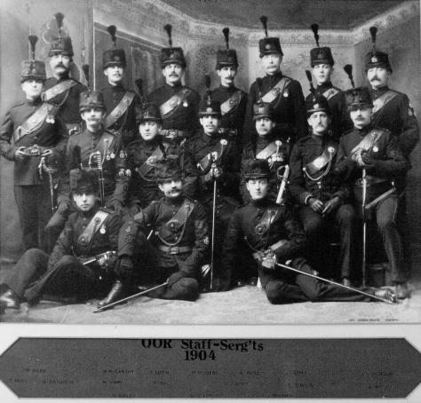 1904Sgt Major Bell