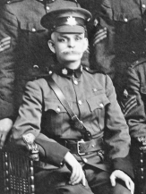 Sergeant Major George Creighton