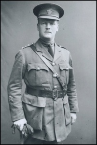 Colonel John Everett Lyle Streight, MC