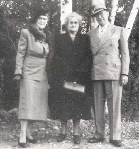 Eakins, George R 1950s