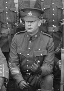 RSM E. Scrutton 95th Bn 1916