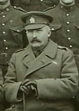 Captain J Hutcheson 1914 with 3rd Bn