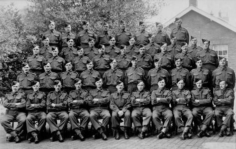 1941 (England) CSM H Fox