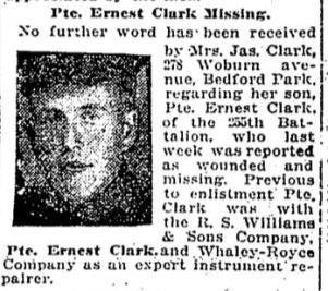Clark, Ernest