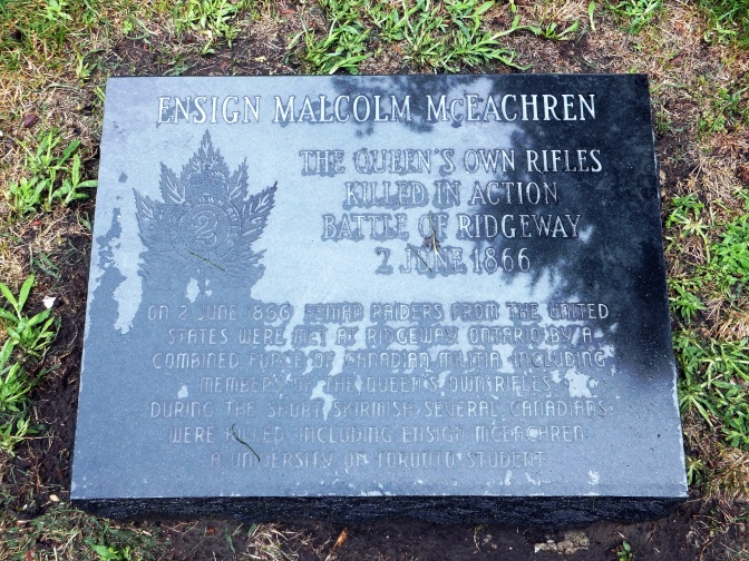 McEachren tunic gets new exhibit case