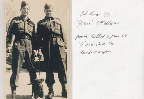 JP Moore England 1943