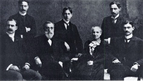 Royce Family 1901