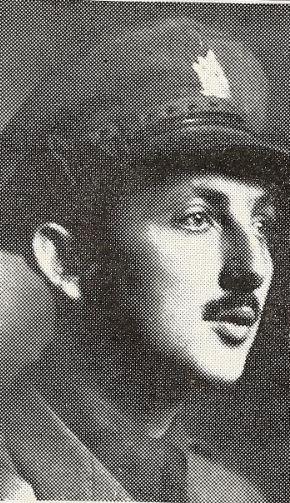 Lieutenant Alan Jarvis Hamilton Townsend
