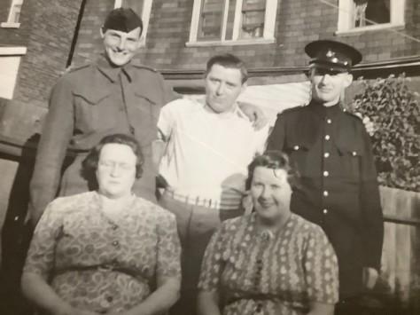 Kavanagh, John Gordon family photo
