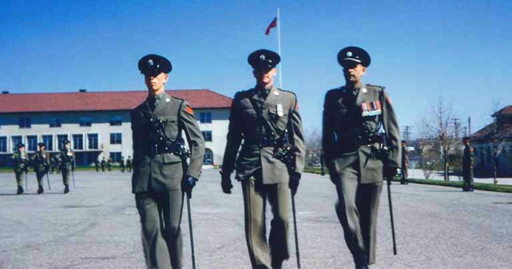 3rd Squadron 7th Cavalry Regiment ACR BORDER PATROL scroll patch