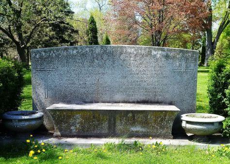Royce, George Cooper Gravemarker